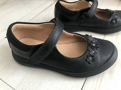 £1.60 • Buy Girls Clarks Scooter Daisy Black School Shoes, Size 9.5H