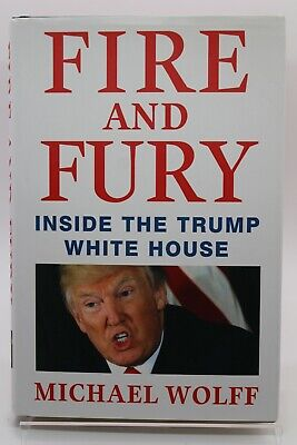 AU6.96 • Buy Fire And Fury: Inside The Trump White House