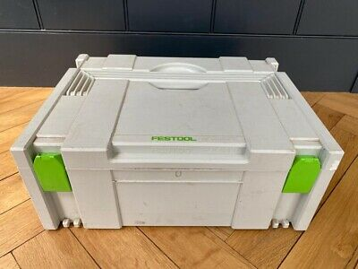 £15 • Buy Festool Systainer Stackable Storage Box Size 30cm By 40cm Height 16.5cm