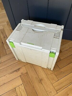 £15 • Buy Festool Systainer Storage Box Size 30cm By 40cm Height 32cm