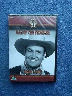 £5.99 • Buy Man Of The Frontier Dvd 1936,gene Autry Brand New Factory Sealed Freepost