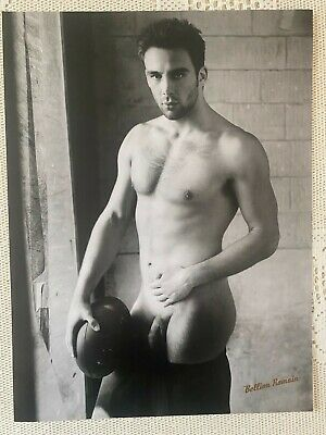 £9.99 • Buy Nude Male Poster Sporting, Gay Interest