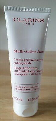 £11.50 • Buy Clarins Multi-Active Jour Antioxidant Day Cream All Skin Types 100ml-new,sealed