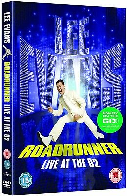 £0.99 • Buy Lee Evans Road Runner. Live Concert At The O2 Bluray