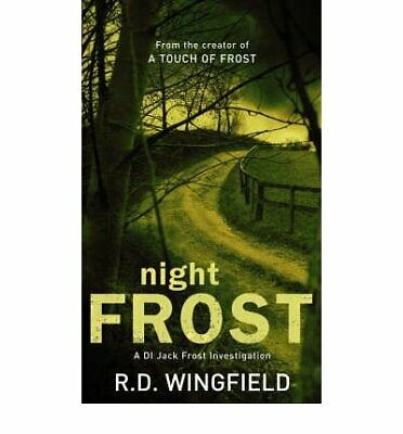 £9.68 • Buy Night Frost By R. D. Wingfield New Book