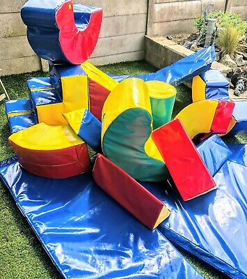 £300 • Buy Soft Play Shapes And Mats