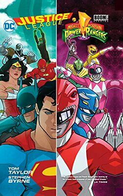 £12.36 • Buy Justice League/Power Rangers By Tom Taylor New Book