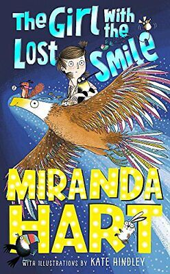 £7.62 • Buy The Girl With The Lost Smile By Miranda Hart (Paperback 2018) New Book