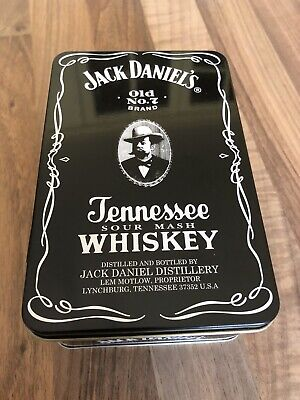 £1.49 • Buy Jack Daniels Collectable Tin / Perfect Condition