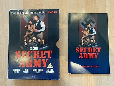 £3.99 • Buy Secret Army: The Complete First Series [DVD] [1977], DVDs