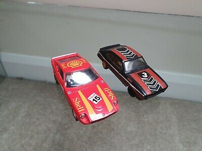 £0.99 • Buy Scalextric Capri And Datsun 260z Vintage Spares Or Repairs
