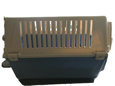 £35 • Buy Ferplast Rigid Carrier For Small-Sized Dogs And Cats Atlas 30 EL, Pet Transport