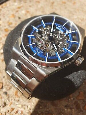 £35 • Buy Rotary G3 Greenwich Automatic Skeleton Watch 2 Months Old