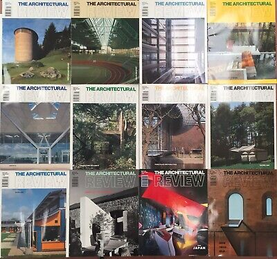 £29 • Buy Architectural Review 1991.  All 12 Issues Jan-Dec.