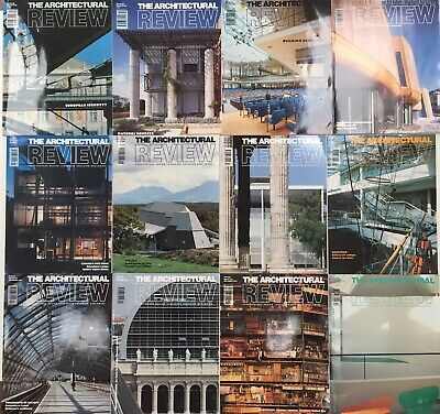 £29 • Buy Architectural Review 1993.  All 12 Issues Jan-Dec.