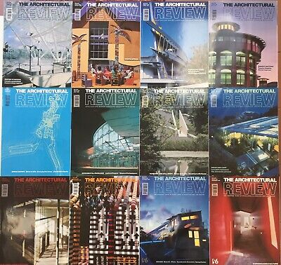 £29 • Buy Architectural Review 1995/6.  12 Issues Feb-Nov 1995 + Oct & Dec 1996