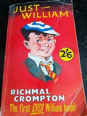 £4.99 • Buy Just William By Richmal Crompton (Paperback, 1990)