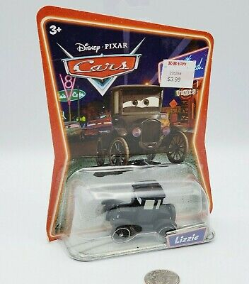 £8.50 • Buy NEW Disney Pixar Cars - Lizzie - Diecast Metal 1:55 Scale Supercharged Old Ford