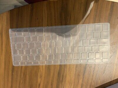 $4.14 • Buy Keyboard Folio Cover For Macbook Transparent