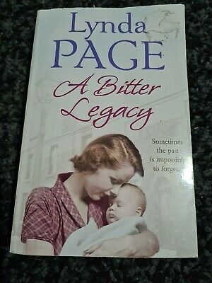 £0.99 • Buy A Bitter Legacy: Sometimes The Past Is Impossible To Forget... By Lynda Page