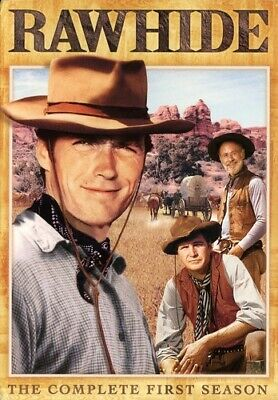 £2.14 • Buy Rawhide - The Complete First Season (DVD, 2006, 7-Disc Set)