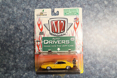 $ CDN12.13 • Buy M2 Machines Detroit-Muscle 1969 Dodge Charger Daytona 1/64 Scale.   NEW.
