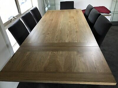 AU900 • Buy Extendable Dining Table And Chairs