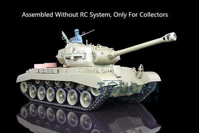 $90.99 • Buy US Stock 1/16 Henglong M26 Pershing Static Tank 3838 W/O RC System Battery
