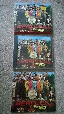 £2.99 • Buy The Beatles Sgt Peppers Lonely Hearts Club Band CD