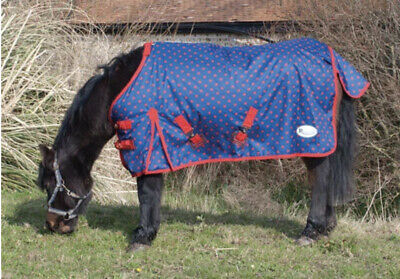 £34.99 • Buy Rhinegold Dottie No Fill Turnout Rug 3ft 6