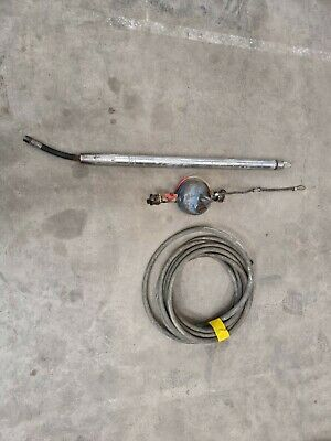 £1100 • Buy Grundomat Mole 45mm With Oiler And Hose Not Fusion Or Wask Gas Industry Tools