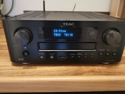 £199.99 • Buy TEAC CR-H700DAB AIRPLAY INTERNET Receiver.Without Remote Control