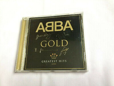 £0.60 • Buy ABBA - GOLD (GREATEST HITS) - CD ALBUM ( 1999 ) Remastered / Signature Case