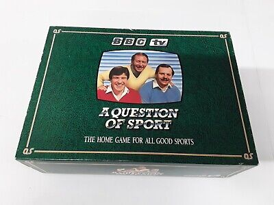 £19.50 • Buy BBC A Question Of Sport - Board Game - Collectible Vintage Game