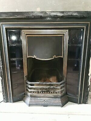 £10 • Buy Victorian Style Fireplace Insert