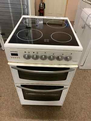£140 • Buy Stoves Newhome Electric Cooker 50cm