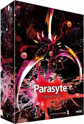 £39.95 • Buy Parasyte: The Maxim - Limited Deluxe Edition 1 - Blu-Ray / DVD Box Set - NEW