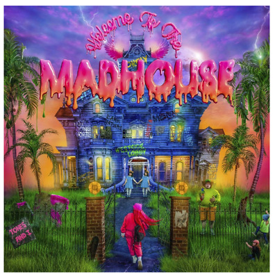 AU65 • Buy PRE-ORDER Tones And I : Welcome To The Madhouse CD With Bonus Signed Slick & Bag