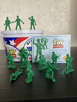 £5 • Buy Toy Story Collection Bucket Of Soldiers