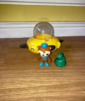 £5 • Buy Octonauts Gup D Crab Playset Claw Drill Bath Toy Bundle Sea Creature Figure Toys
