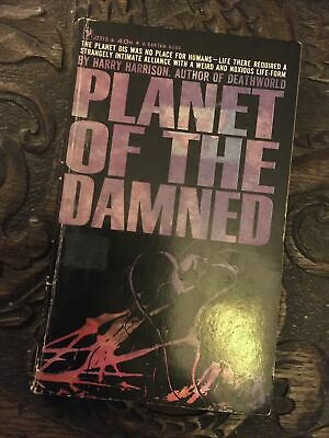 £6 • Buy Harry Harrison Planet Of The Damned