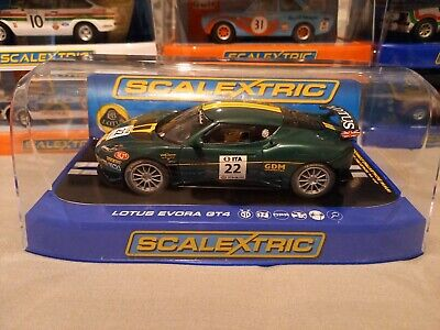 £50 • Buy Scalextric C3427 Lotus Evora Gt4 Rare Limited Edition Numbered