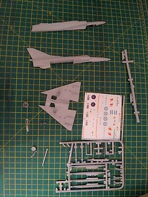 £3.99 • Buy Airfix 1:72 Mirage IIIEA Model Kit Started Spares Repairs Project
