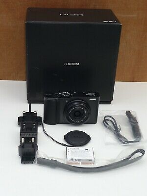 View Details Fujifilm XF10 Camera In Black (2 Available) • 300.00£