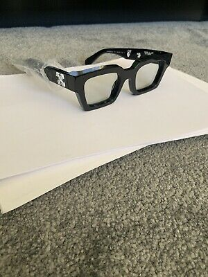 £250 • Buy Off-White Sunglasses Acetate With Box And Receipts From Harrods
