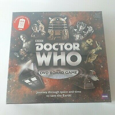 £6.70 • Buy BBC DOCTOR WHO DVD BOARD GAME NEW -sealed