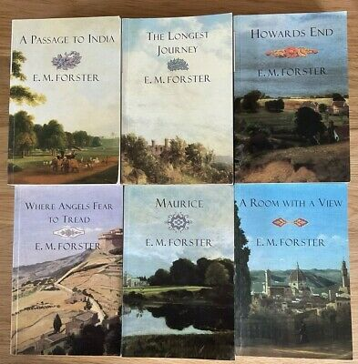 £6.99 • Buy Collection Of 6 E.M. Forster Paperbacks.
