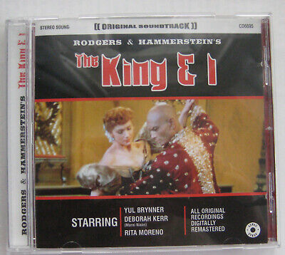 £3 • Buy CD Rodgers And Hammerstein The King And I
