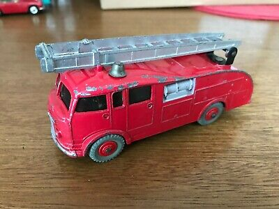 £7 • Buy Dinky Supertoys Fire Engine Cat No.955 Nice Condition Light Play Wear
