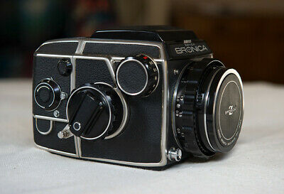 £116 • Buy Bronica EC Camera Body And 75mm F2.8 Lens ***Excellent Condition***